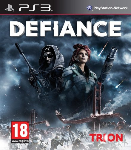 DEFIANCE - Seal Tear