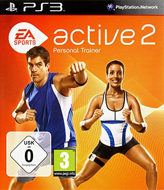 EA SPORTS ACTIVE 2 - GAME ONLY