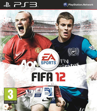 FIFA 12 - DISC ONLY