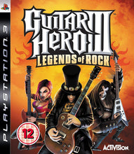 Load image into Gallery viewer, GUITAR HERO LEGENDS OF ROCK - DISC ONLY