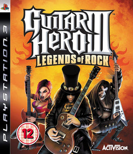 GUITAR HERO LEGENDS OF ROCK - DISC ONLY