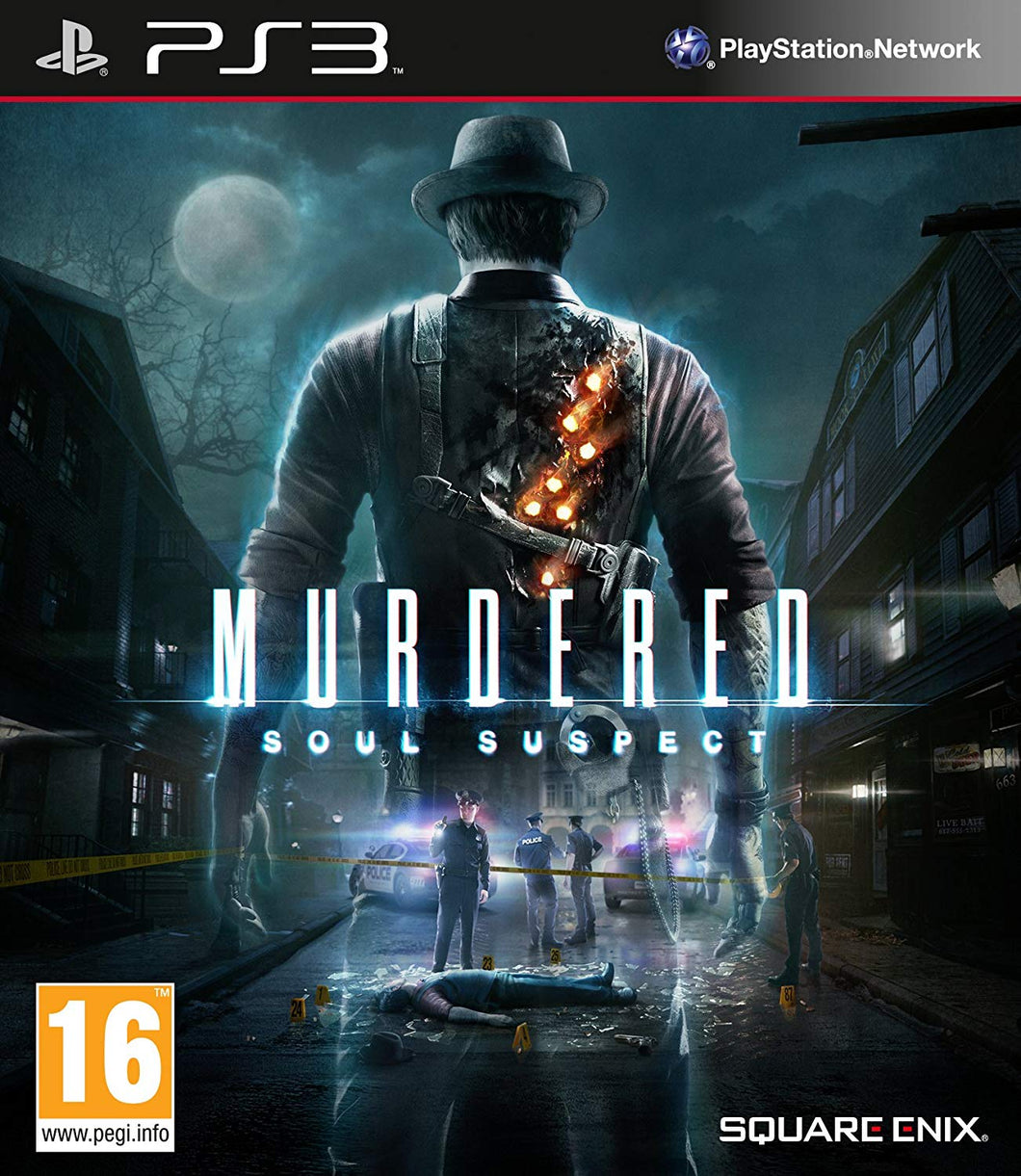 MURDERED: Soul Suspect - Seal Tear