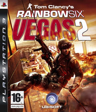 Load image into Gallery viewer, TOM CLANCY'S RAINBOW SIX VEGAS 2 - NO SLEEVE