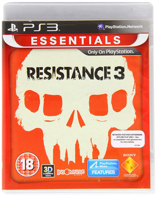 RESISTANCE 3 - Essentials Edition - Seal Tear