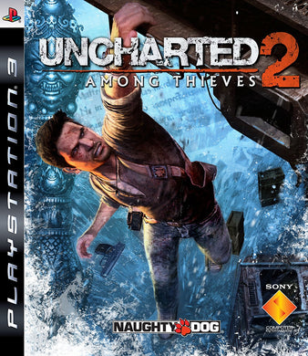 UNCHARTED 2: AMONG THIEVES - NO SLEEVE
