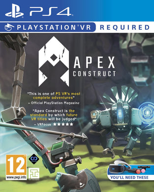APEX CONSTRUCT - Spanish Packaging