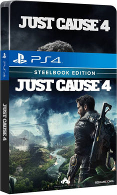 JUST CAUSE 4 - Steel Book Edition