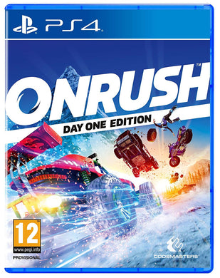 ONRUSH - EU Packaging