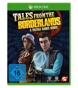 TALES FROM THE BORDERLANDS - EU Packaging