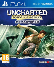 Load image into Gallery viewer, Uncharted: Drake's Fortune Remastered