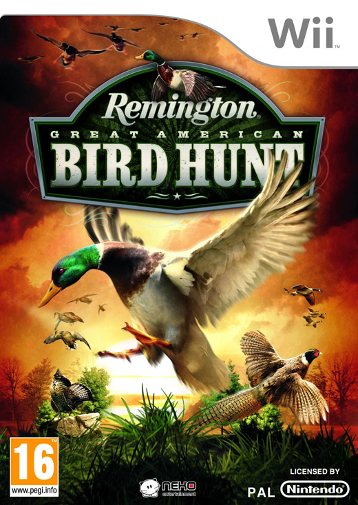 REMINGTON: GREAT AMERICAN BIRD HUNT