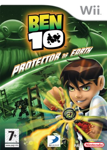 BEN 10: PROTECTOR OF EARTH - DISC ONLY