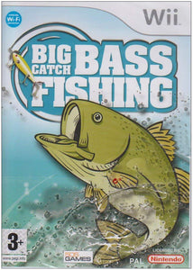 BIG CATCH: BASS FISHING