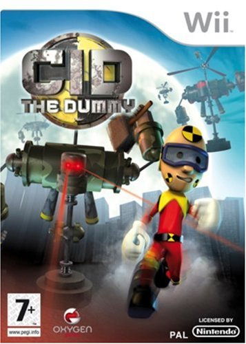 CID: THE DUMMY - No Sleeve