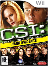 Load image into Gallery viewer, CSI: HARD EVIDENCE - Disc Only