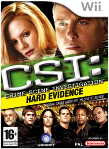 CSI: HARD EVIDENCE - Disc Only
