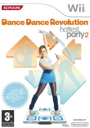 DANCE DANCE REVOLUTION: HOTTEST PARTY 2 - No Manual