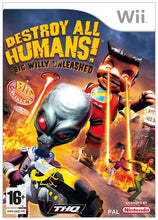 Load image into Gallery viewer, DESTROY ALL HUMANS: BIG WILLY UNLEASHED