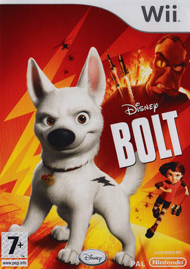 DISNEY'S BOLT - No Manual