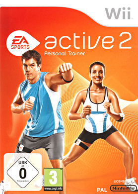 EA SPORTS ACTIVE 2: PERSONAL TRAINER - Game Only