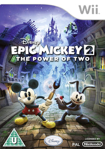 EPIC MICKEY 2 - ITALIAN / GERMAN / FRENCH LANGUAGE ONLY