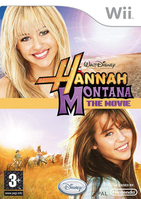 HANNAH MONTANA: THE MOVIE - No Manual