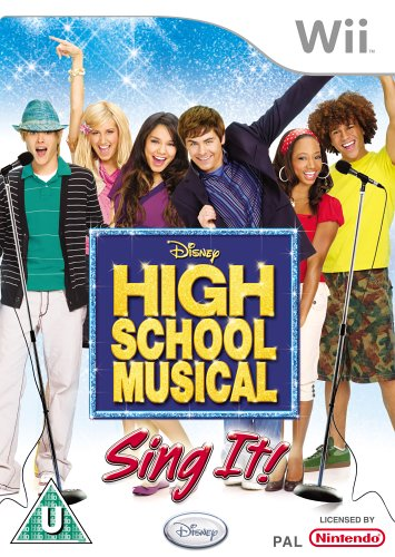 HIGH SCHOOL MUSICAL: SING IT - Disc Only