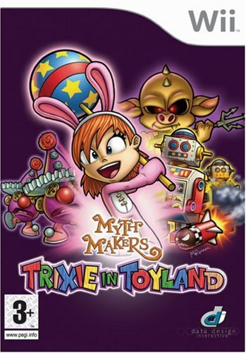MYTH MAKERS TRIXIE IN TOYLAND - Disc Only