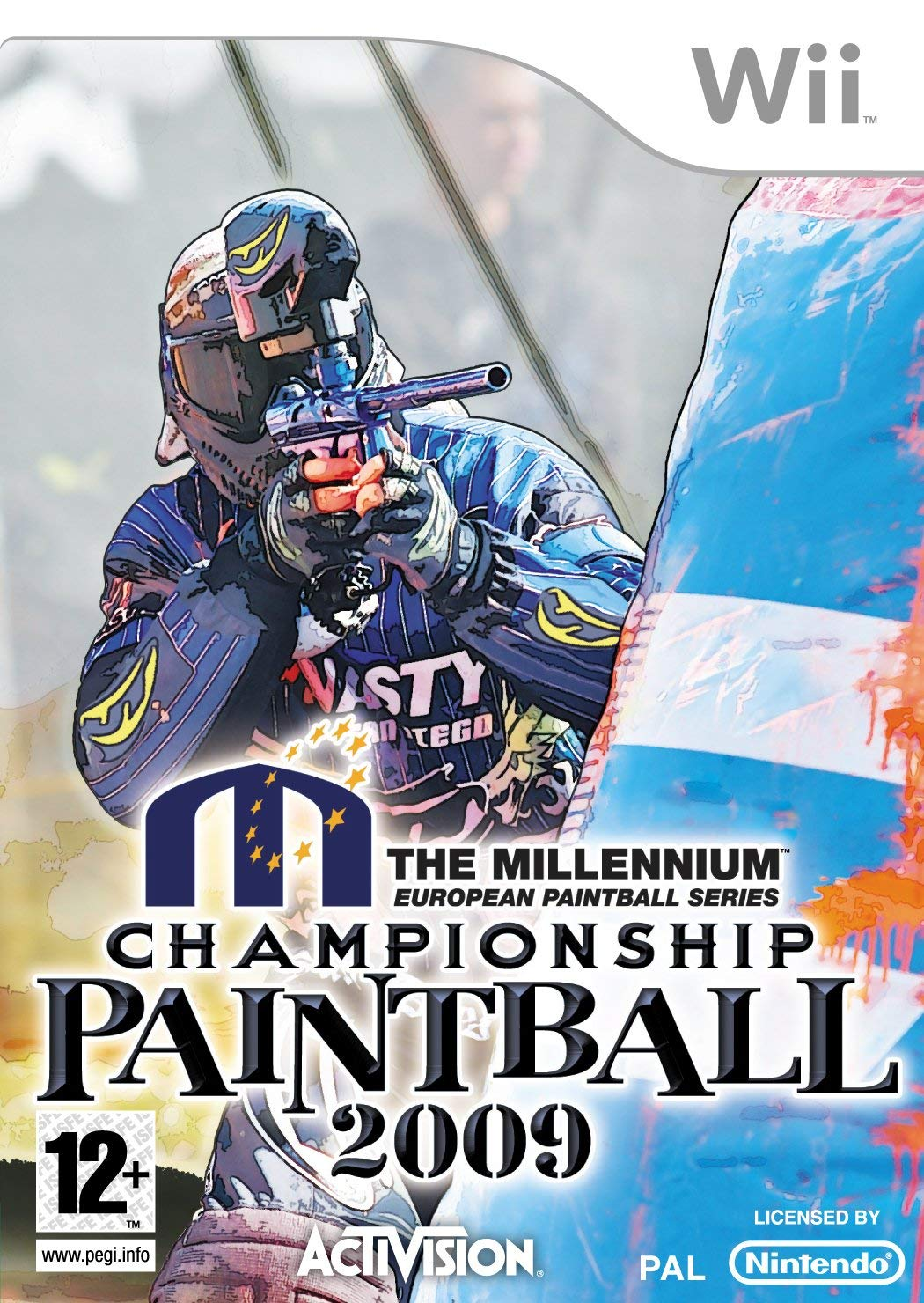 MILLENNIUM CHAMPIONSHIP PAINTBALL 2009