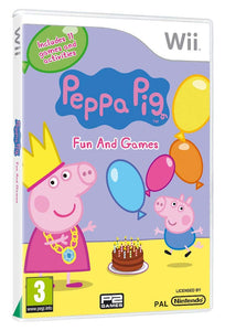 PEPPA PIG - FUN AND GAMES