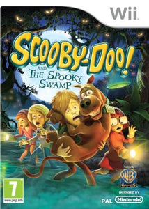 SCOOBY DOO: THE SPOOKY SWAMP - No Manual