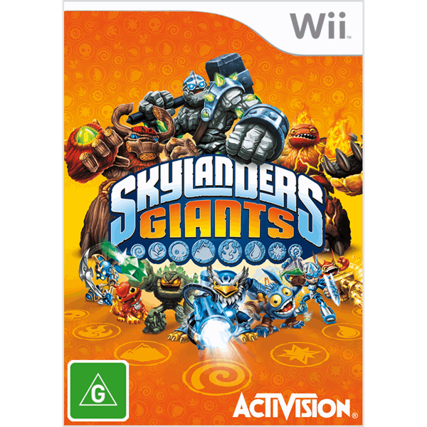 SKYLANDERS: GIANTS - Disc Only