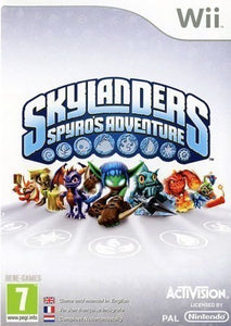 SKYLANDERS SPYRO'S ADVENTURE - GAME ONLY
