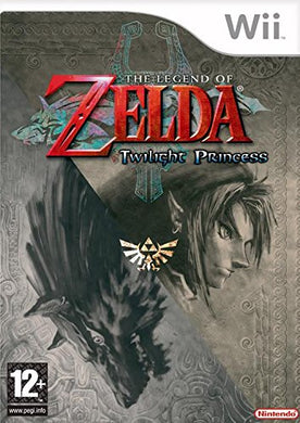 THE LEGEND OF ZELDA: TWILIGHT PRINCESS - No Manual
