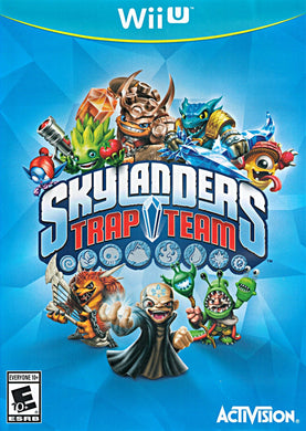 SKYLANDERS TRAP TEAM - GAME ONLY