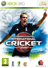 Load image into Gallery viewer, INTERNATIONAL CRICKET 2010