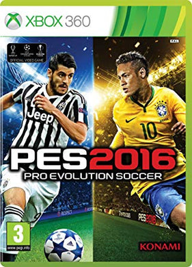 PES 2016 - DAY ONE - ENGLISH/RUSSIAN EDITION