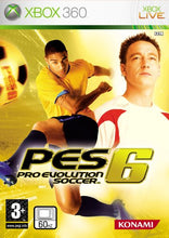 Load image into Gallery viewer, PRO EVOLUTION SOCCER 6