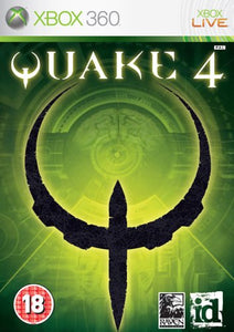 QUAKE 4 - No Bonus Disc And No Manual
