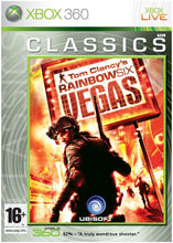 Load image into Gallery viewer, TOM CLANCY'S RAINBOW SIX: VEGAS - CLASSICS EDITION