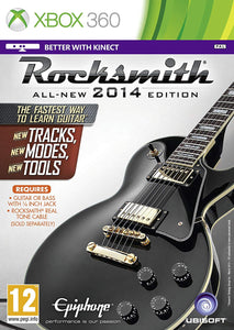 ROCKSMITH 2014 EDITION - GAME ONLY NO CABLE