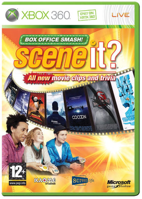 SCENE IT: BOX OFFICE SMASH - Game Only