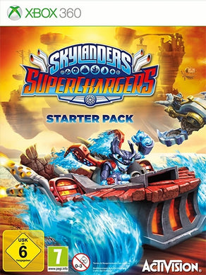 SKYLANDERS SUPERCHARGERS - GAME ONLY