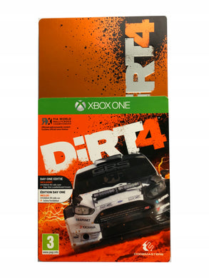 DIRT 4 - Steelbook Edition