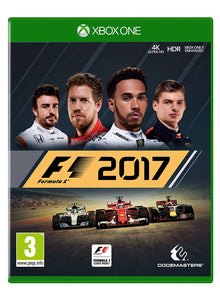 F1 2017 - EU Packaging