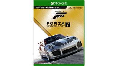FORZA MOTORSPORT 7 - STEELBOOK EDITION