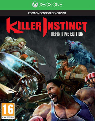 KILLER INSTINCT - DEFINITIVE EDITION