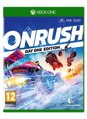 ONRUSH - Day One Edition - EU packaging