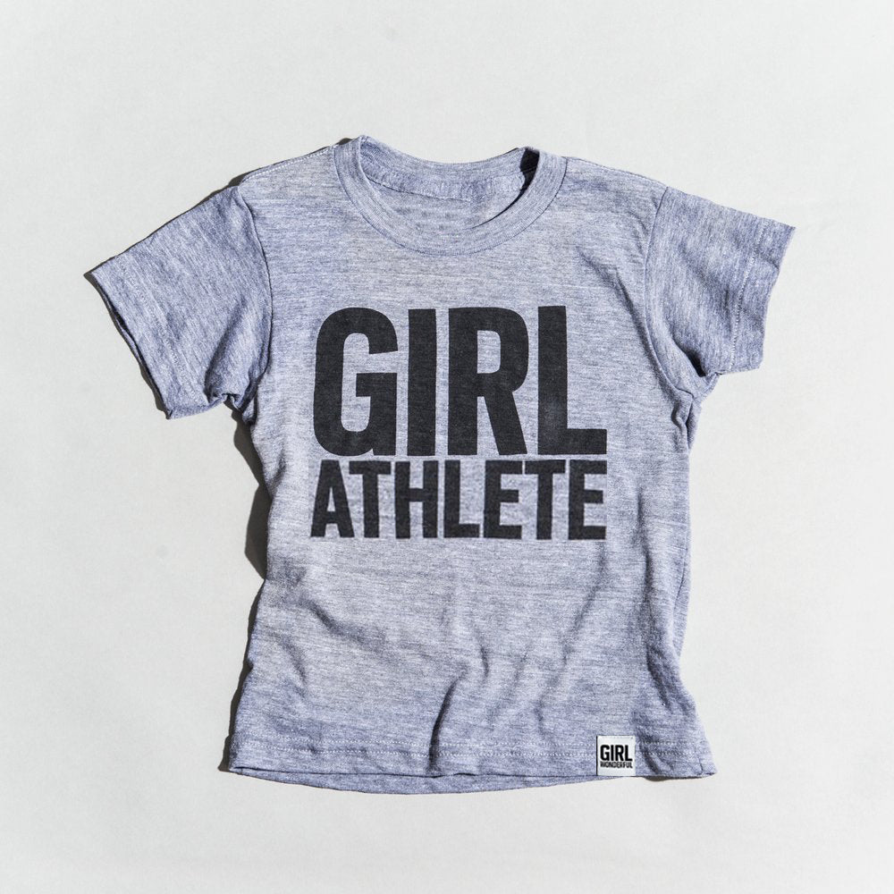 GIRL ATHLETE T-SHIRT