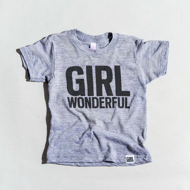 GIRL WONDERFUL T-SHIRT